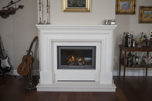 Demi-Classic Fireplace Surrounds - DK 154 A