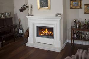 Demi-Classic Fireplace Surrounds - DK 154 B