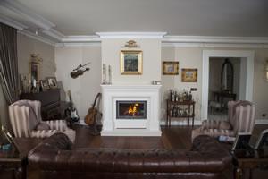 Demi-Classic Fireplace Surrounds - DK 154