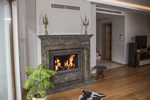 Demi-Classic Fireplace Surrounds - DK 157 A