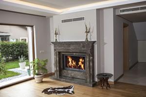 Demi-Classic Fireplace Surrounds - DK 157 B