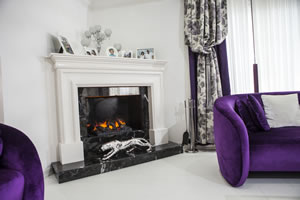 Demi-Classic Fireplace Surrounds - DK 158 A