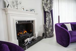 Demi-Classic Fireplace Surrounds - DK 158 B
