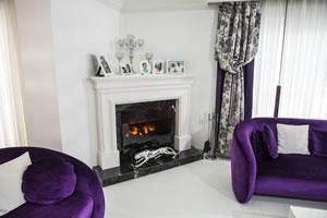 Demi-Classic Fireplace Surrounds - DK 158