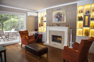 Demi-Classic Fireplace Surrounds - DK 159 B