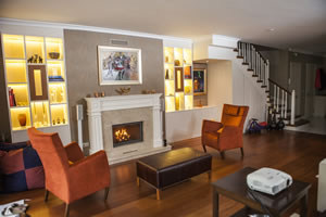 Demi-Classic Fireplace Surrounds - DK 159