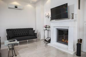 Demi-Classic Fireplace Surrounds - DK 160 B
