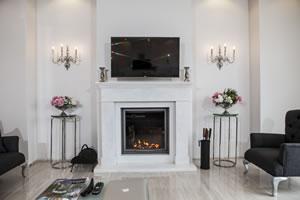 Demi-Classic Fireplace Surrounds - DK 160