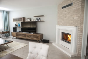 Demi-Classic Fireplace Surrounds - DK 161 A