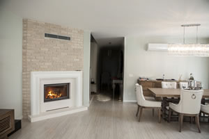 Demi-Classic Fireplace Surrounds - DK 161 B