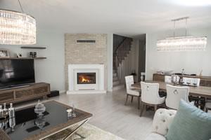 Demi-Classic Fireplace Surrounds - DK 161