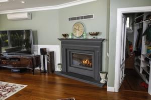 Demi-Classic Fireplace Surrounds - DK 162 B