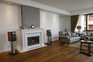 Demi-Classic Fireplace Surrounds - DK 163 A