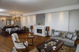 Demi-Classic Fireplace Surrounds - DK 163 B