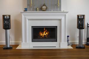 Demi-Classic Fireplace Surrounds - DK 163