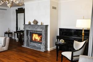 Demi-Classic Fireplace Surrounds - DK 164 A