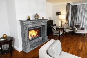 Demi-Classic Fireplace Surrounds - DK 164 B