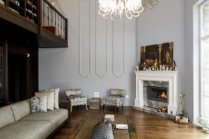 Demi-Classic Fireplace Surrounds - DK 165 A
