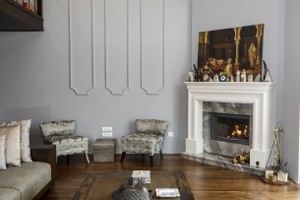 Demi-Classic Fireplace Surrounds - DK 165 B