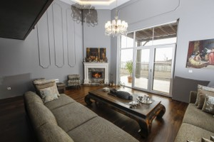 Demi-Classic Fireplace Surrounds - DK 165