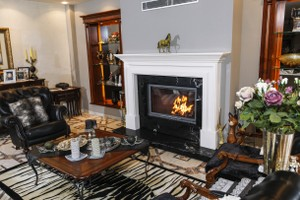 Demi-Classic Fireplace Surrounds - DK 166 A