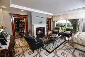 Demi-Classic Fireplace Surrounds - DK 166 B