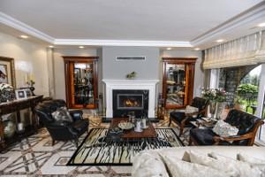 Demi-Classic Fireplace Surrounds - DK 166
