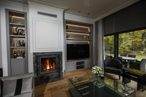 Demi-Classic Fireplace Surrounds - DK 168 A