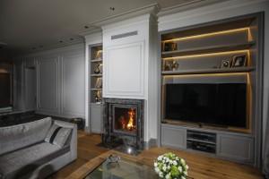 Demi-Classic Fireplace Surrounds - DK 168 B