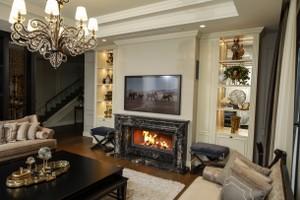Demi-Classic Fireplace Surrounds - DK 169 A