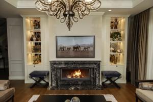 Demi-Classic Fireplace Surrounds - DK 169
