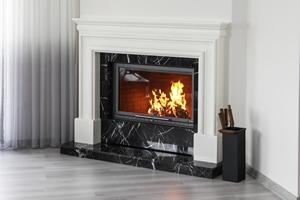 Demi-Classic Fireplace Surrounds - DK 170 A