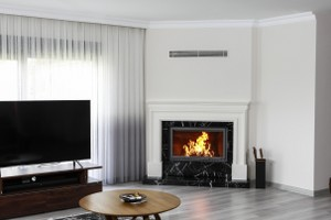 Demi-Classic Fireplace Surrounds - DK 170
