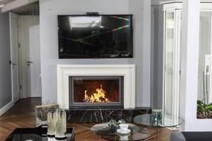 Demi-Classic Fireplace Surrounds - DK 171 B