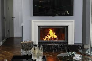 Demi-Classic Fireplace Surrounds - DK 171