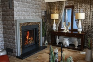 Demi-Classic Fireplace Surrounds - DK 172 A