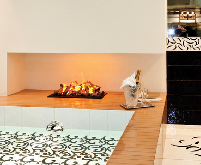 Dimplex Electric Fireplaces - E 104