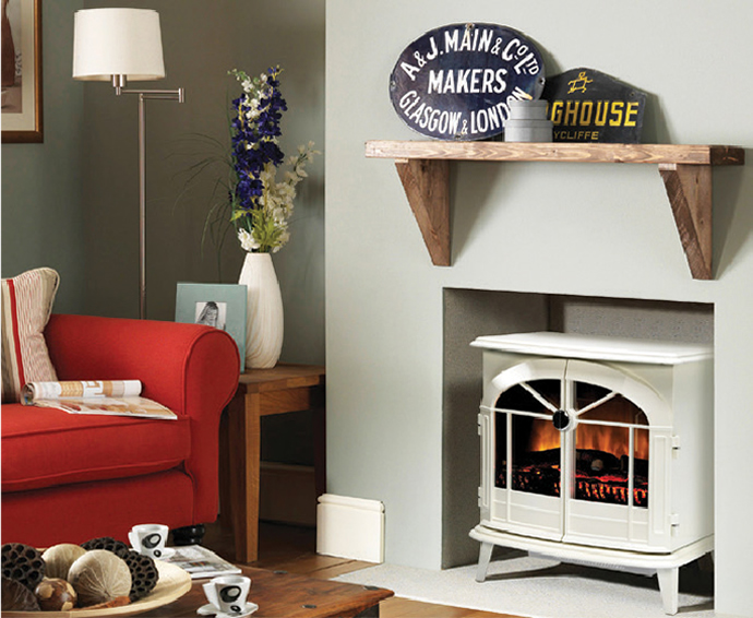 Dimplex Electric Fireplaces - E 106