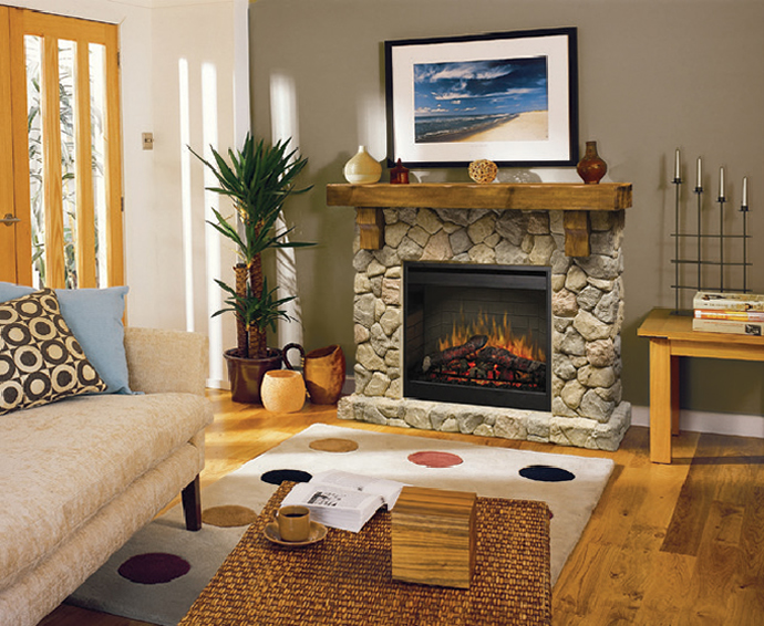 Dimplex Electric Fireplaces - E 107