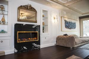 Dimplex Electric Fireplaces - E 123 A