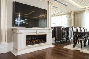 Dimplex Electric Fireplaces - E 124 A