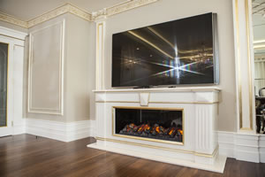 Dimplex Electric Fireplaces - E 124 B
