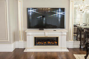 Dimplex Electric Fireplaces - E 124