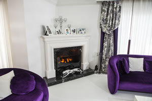 Dimplex Electric Fireplaces - E 125