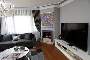 Dimplex Electric Fireplaces - E 127 A