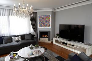Dimplex Electric Fireplaces - E 127 B