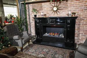 Dimplex Electric Fireplaces - E 128 B