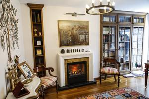 Dimplex Electric Fireplaces - E 129 B