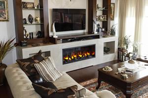Dimplex Electric Fireplaces - E 134 A