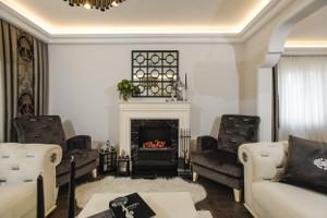 Dimplex Electric Fireplaces - E 136 B